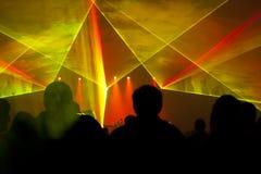 Konzert Stockbild