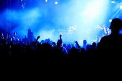 Konzert Stockfoto