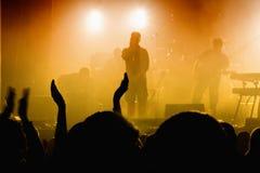 Konzert Lizenzfreie Stockfotografie