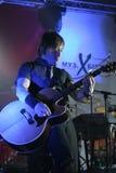Konzert des christlichen musikalischen Bandes Lizenzfreies Stockfoto