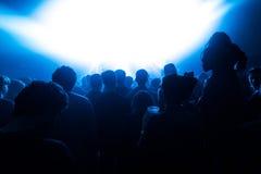 Konzert/Festival Stockbild
