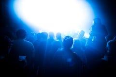 Konzert/Festival Lizenzfreies Stockfoto