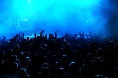 Konzert-Masse Stockfotografie