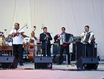 Konzert Tarafde Haidouks In lizenzfreies stockfoto