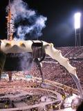 Konzert U2 Lizenzfreie Stockfotos