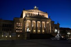 Konzerthaus Royalty Free Stock Photography
