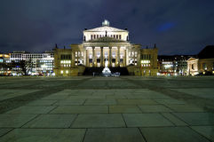 Konzerthaus berlin Royalty Free Stock Images