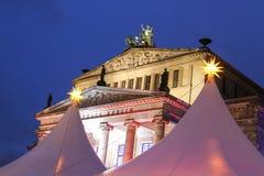 Konzerthaus Berlin dans la place de Gendarmenmarkt, Berlin, Allemagne photo stock