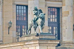 The Konzerthaus at Berlin, Germany Royalty Free Stock Images