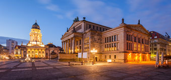Konzerthaus and Deutscher Dom Stock Image
