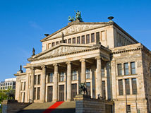 The Konzerthaus at Gendarmenmarkt Stock Photo