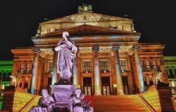 The Konzerthaus on the Gendarmenmarkt Royalty Free Stock Photo