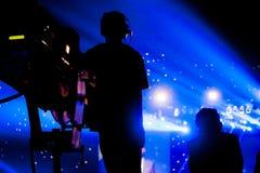 Konzertlicht Stockfotos