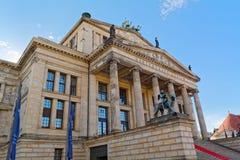 Konzertsaal in Berlin, Deutschland Stockbilder