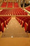 Konzertsaal in der Kirche Stockfoto