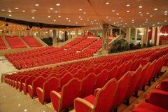 Konzertsaal in der Kirche Lizenzfreies Stockbild