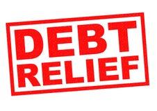 Konzessionen an Schuldner lizenzfreies stockbild