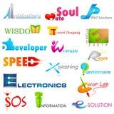 Konzipieren des Symbols Stockfoto