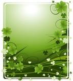 Konzipieren Sie für Tag Str.-Patricks Lizenzfreies Stockfoto