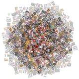 Konzipierter Hintergrund Lizenzfreie Stockfotos