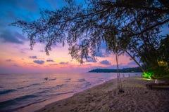 kood de la KOH de Tailandia del mar Fotografía de archivo libre de regalías