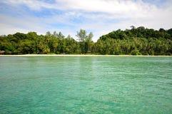 Kood island Royalty Free Stock Photo