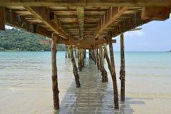 Kood Wyspa Thailand Zdjęcia Stock