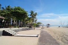 Kooi d'sandy strand 2 Royalty-vrije Stock Fotografie