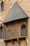 Kooi voor veroordeeld bij Ducale-Paleis, Mantua, Italië royalty-vrije stock fotografie
