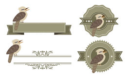 kookaburra royalty illustrazione gratis