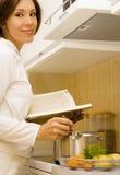 Kookboek Royalty-vrije Stock Foto's