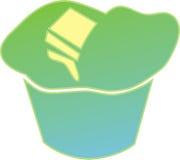 Kooktoestel GLB Royalty-vrije Stock Afbeeldingen