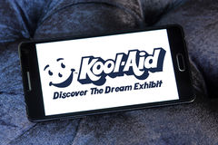 Kool-Aid logo Stock Photography