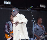 Kool and the Gang live at the Westport Festival Stock Image