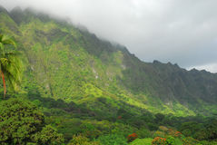 Koolau Vista Royalty Free Stock Photo