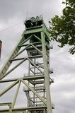 Koolmijn Zollern - Industriële route Dortmund Stock Foto