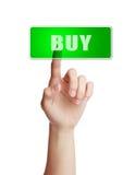 Koop knoop Royalty-vrije Stock Fotografie