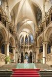 Koor van mooi gotisch Canterbury Cathedrall Royalty-vrije Stock Afbeelding