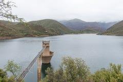 Koos Raubenheimer水坝 免版税库存照片