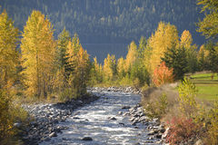 Kootenay Lake, British Columbia, Canada Royalty Free Stock Photos