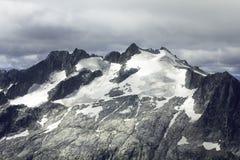 Kootenay lodowiec Zdjęcie Royalty Free