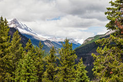 Kootenay National Park, British Columbia, Canada Royalty Free Stock Photo