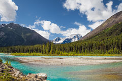 Kootenay National Park, British Columbia, Canada Royalty Free Stock Images