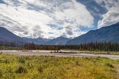 Kootenay National Park, British Columbia, Canada Stock Images