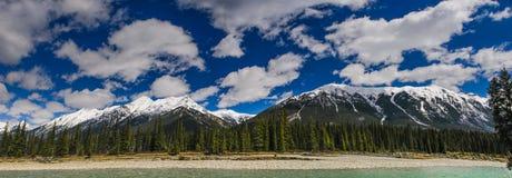 Kootenay National Park Royalty Free Stock Images