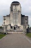 Kootwijk par radio Photos stock