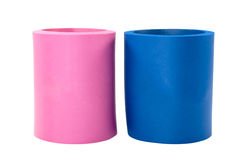 Koozie Drink Holders Royalty Free Stock Photo