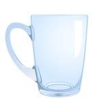 Kop 2 van het glas Royalty-vrije Stock Afbeelding