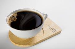 Kop aof koffie Stock Afbeeldingen