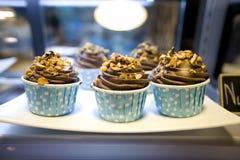 kop cake Royalty-vrije Stock Foto